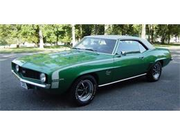 1969 Chevrolet Camaro SS (CC-1258366) for sale in Hendersonville, Tennessee