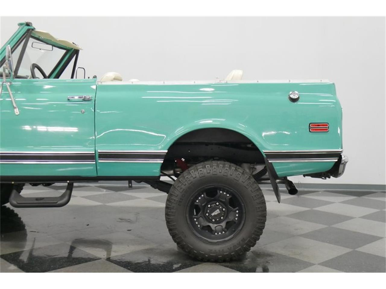 1972 Chevrolet Blazer (CC-1250837) for sale in Lavergne, Tennessee