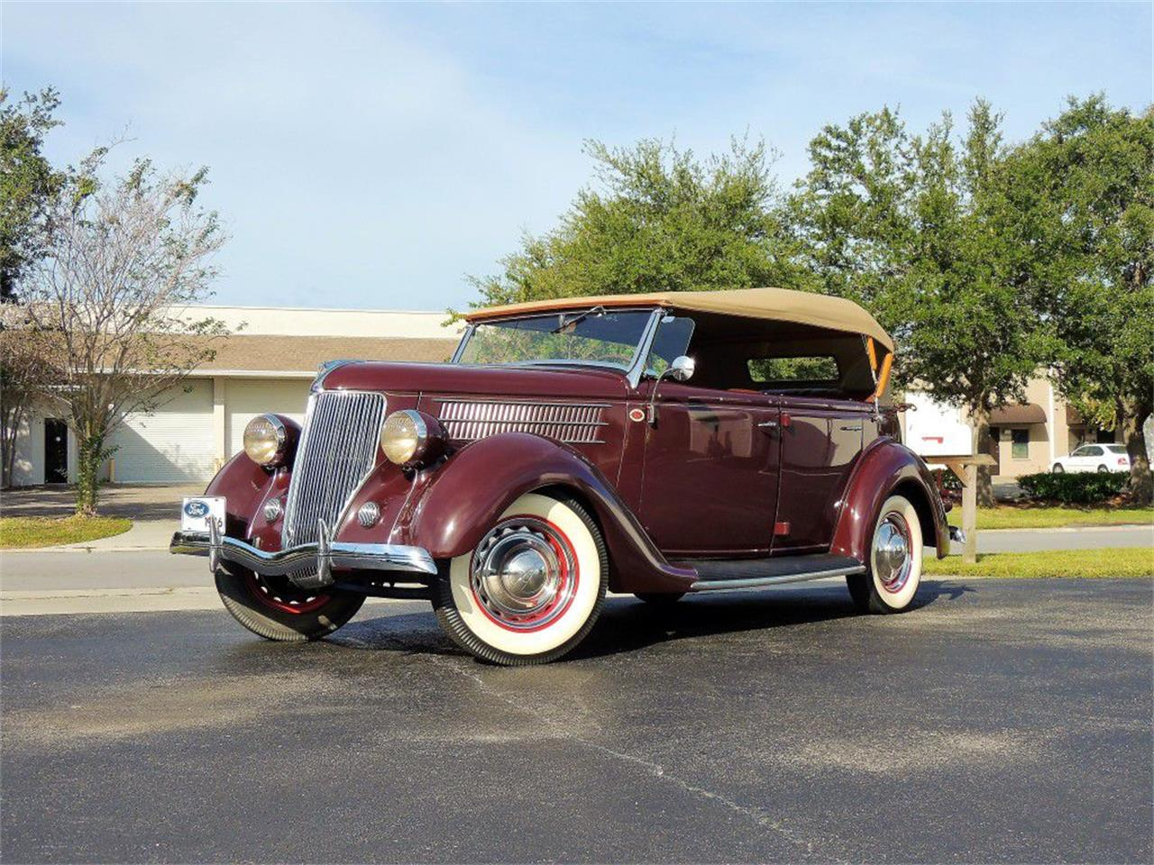 1936 Ford Deluxe (CC-1258371) for sale in Boca Raton, Florida
