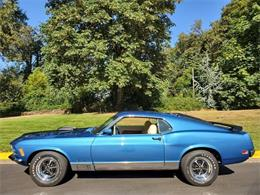 1970 Ford Mustang Mach 1 (CC-1258373) for sale in Eugene, Oregon