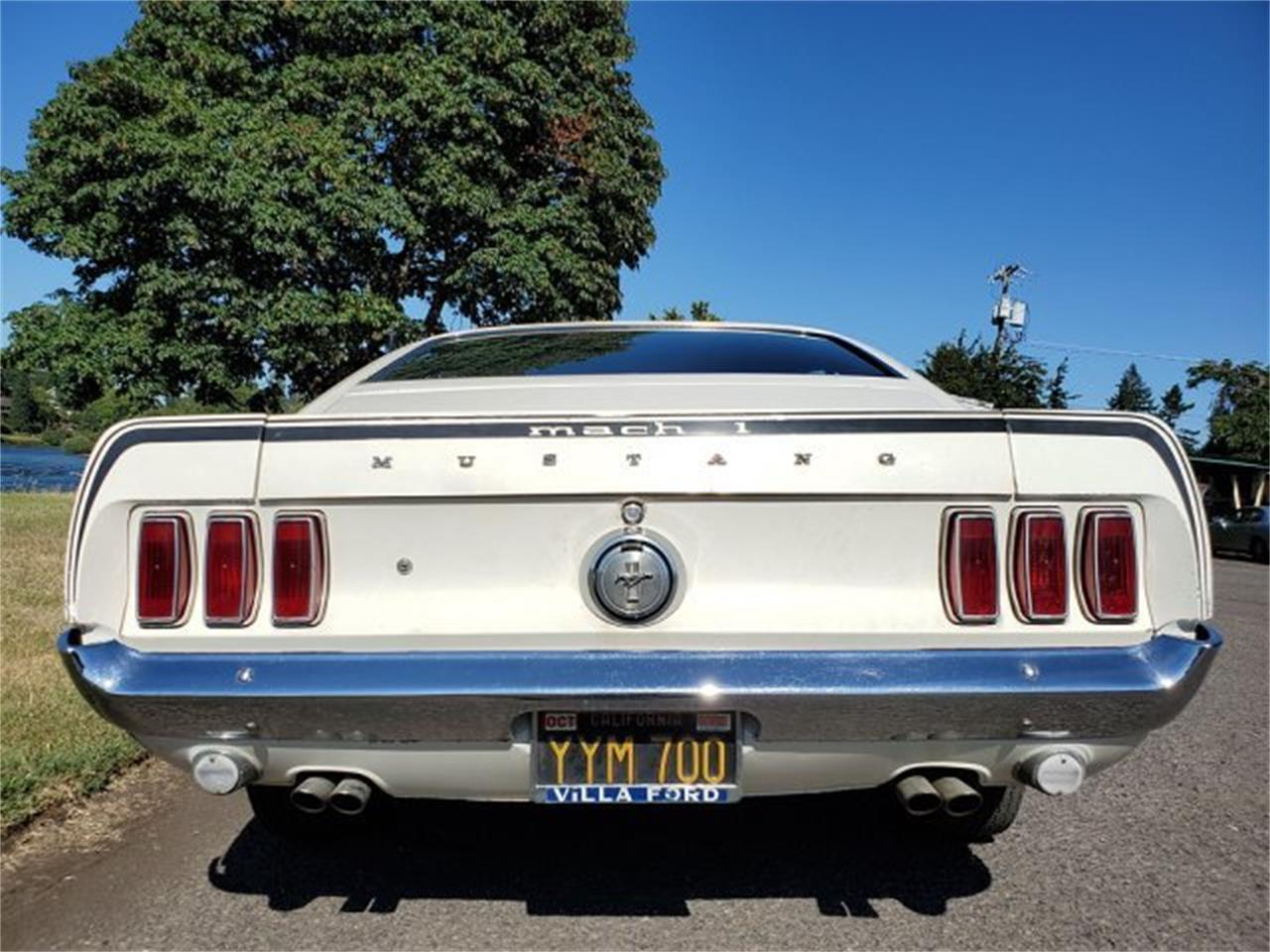 1969 Ford Mustang Mach 1 (CC-1258374) for sale in Eugene, Oregon