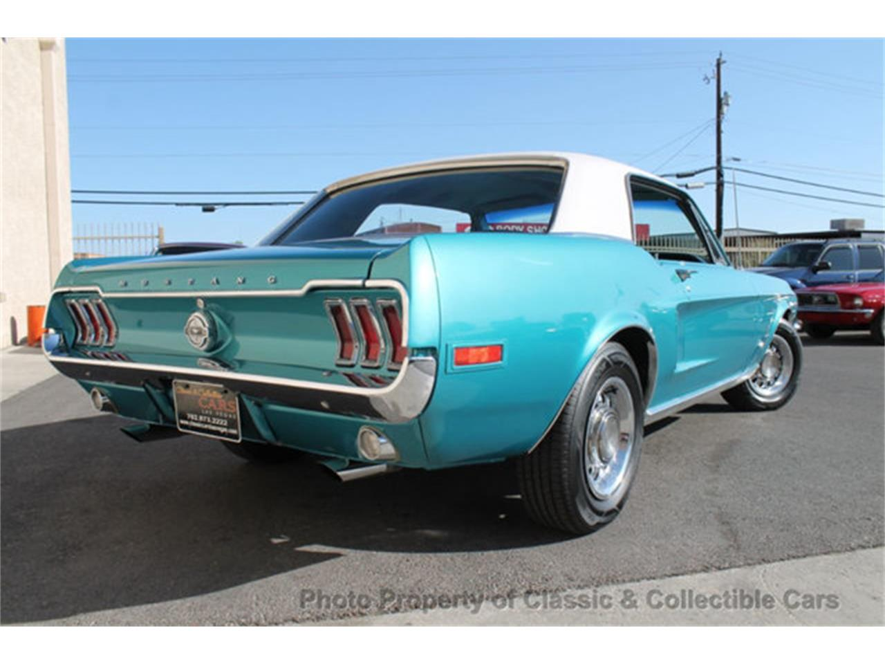 1968 Ford Mustang (CC-1258375) for sale in Las Vegas, Nevada