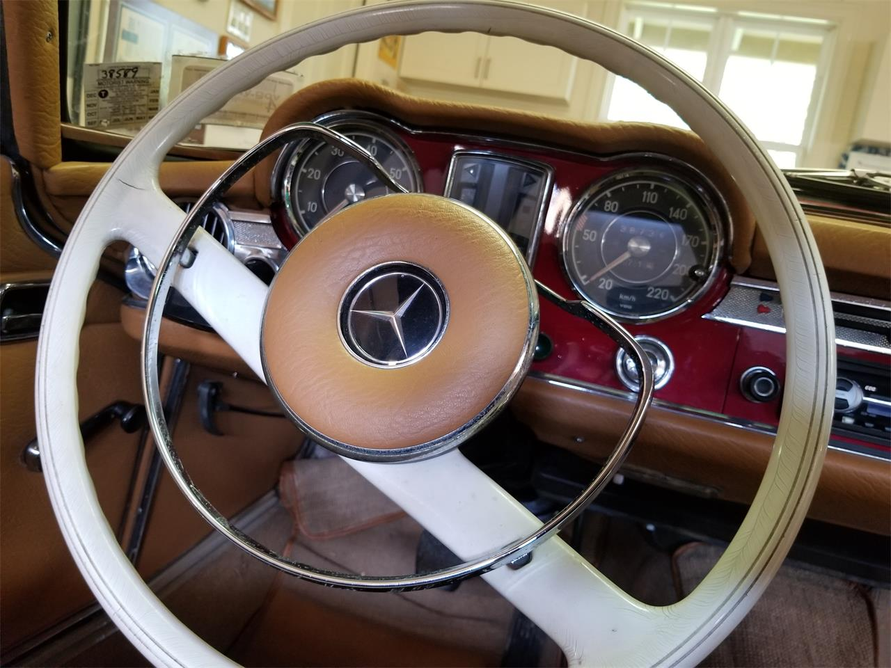 1967 Mercedes-Benz 250SL (CC-1258384) for sale in Kerrville, Texas