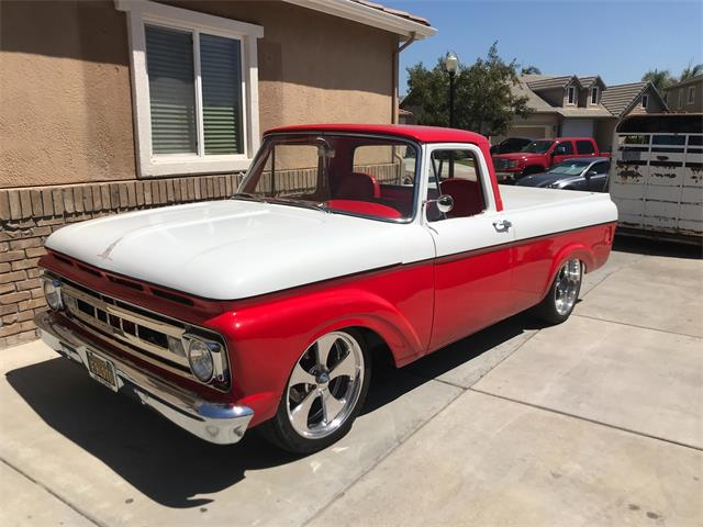 1961 Ford F100 (CC-1258390) for sale in La Grange, California