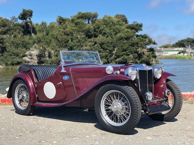 1949 MG TC (CC-1258397) for sale in Monterey, California