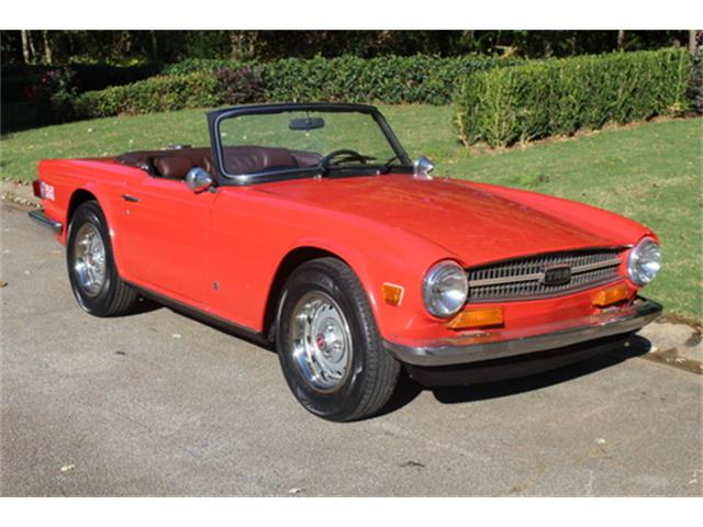 1974 Triumph TR6 (CC-1258398) for sale in Roswell, Georgia