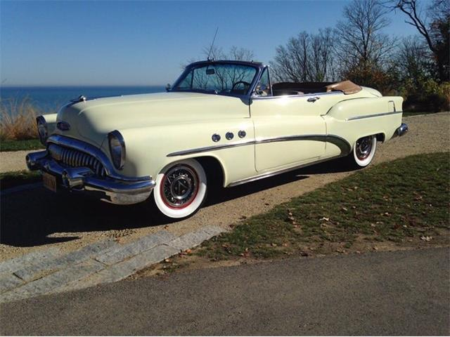 1953 Buick Super (CC-1258404) for sale in Lake Forest, Illinios