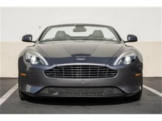 2013 Aston Martin DB9 (CC-1258405) for sale in Redcliff, Alberta