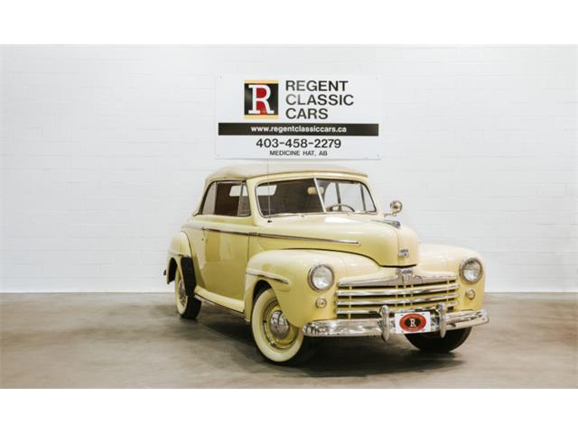 1947 Ford Deluxe (CC-1258406) for sale in Redcliff, Alberta