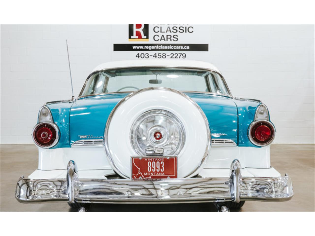 1955 Ford Fairlane Crown Victoria Skyliner (CC-1258407) for sale in Redcliff, Alberta