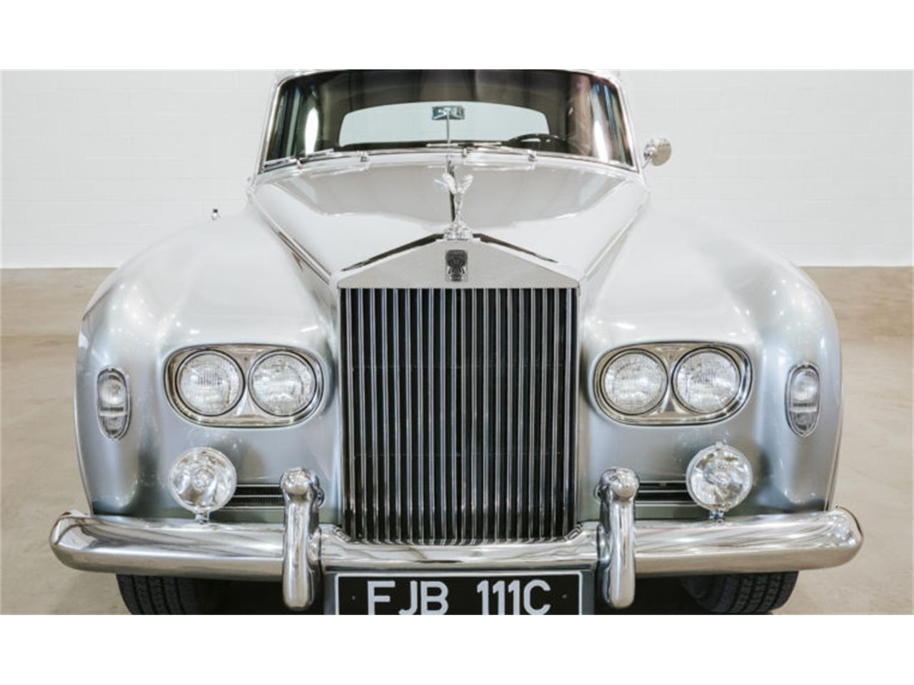1965 Rolls-Royce Silver Cloud III (CC-1258408) for sale in Redcliff, Alberta