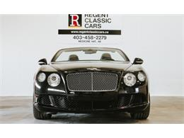 2013 Bentley Continental GT (CC-1258409) for sale in Redcliff, Alberta