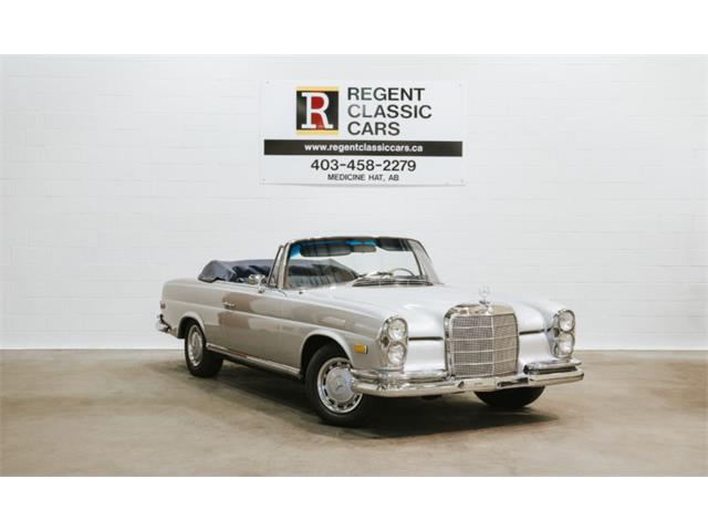 1968 Mercedes-Benz 280SE (CC-1258412) for sale in Redcliff, Alberta