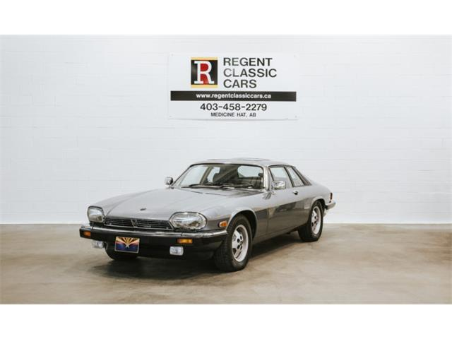 1987 Jaguar XJS (CC-1258414) for sale in Redcliff, Alberta