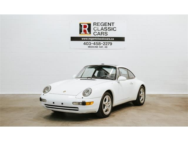 1997 Porsche 911 Targa (CC-1258415) for sale in Redcliff, Alberta