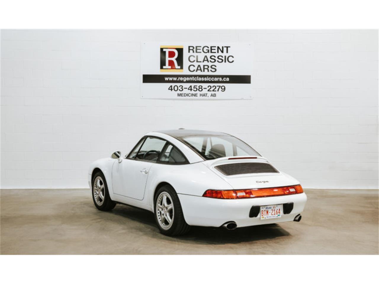 1997 Porsche 911 Targa (CC-1258415) for sale in Redcliff, Alberta