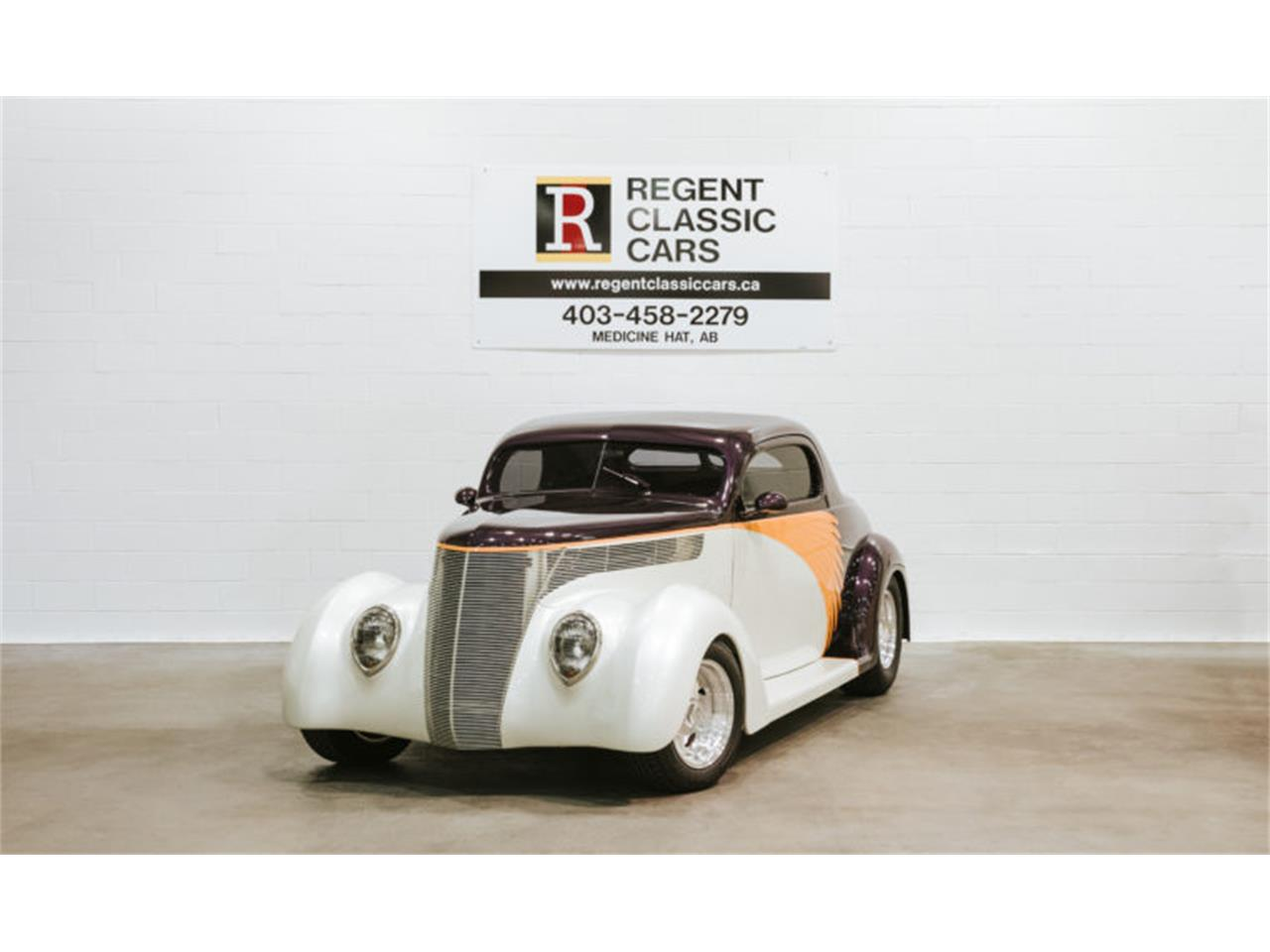 1937 Ford 3-Window Coupe (CC-1258417) for sale in Redcliff, Alberta
