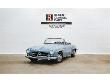 1956 Mercedes-Benz 190SL (CC-1258418) for sale in Redcliff, Alberta