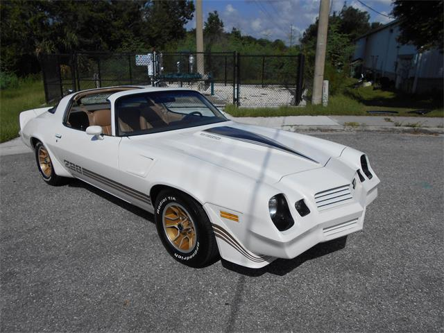 1981 Chevrolet Camaro Z28 (CC-1258421) for sale in Apopka, Florida