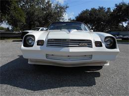 1981 Chevrolet Camaro Z28 (CC-1258421) for sale in Apopka, Florida