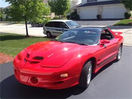 2002 Pontiac Firebird Trans Am WS6 (CC-1258423) for sale in Tinley Park, Illinois