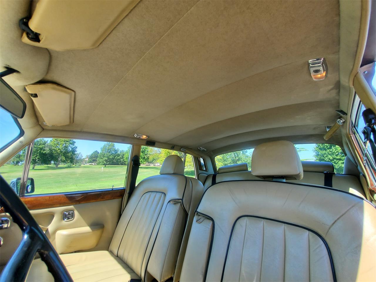 1980 Rolls-Royce Silver Shadow II (CC-1258427) for sale in Clay Center, Kansas