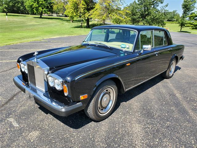 1980 Rolls-Royce Silver Shadow II (CC-1258427) for sale in Clay Center, Kansas