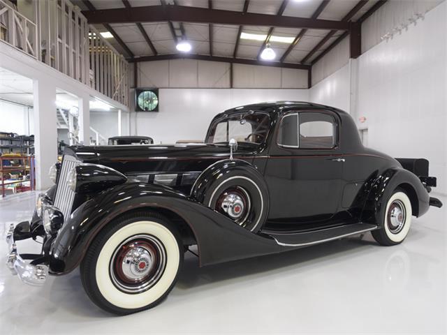 1937 Packard Super Eight (CC-1258498) for sale in Saint Louis, Missouri