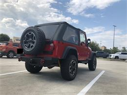 2006 Jeep Wrangler (CC-1258499) for sale in The Woodlands, Texas