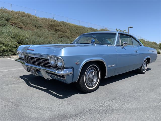 1965 Chevrolet Impala (CC-1250850) for sale in Fairfield, California