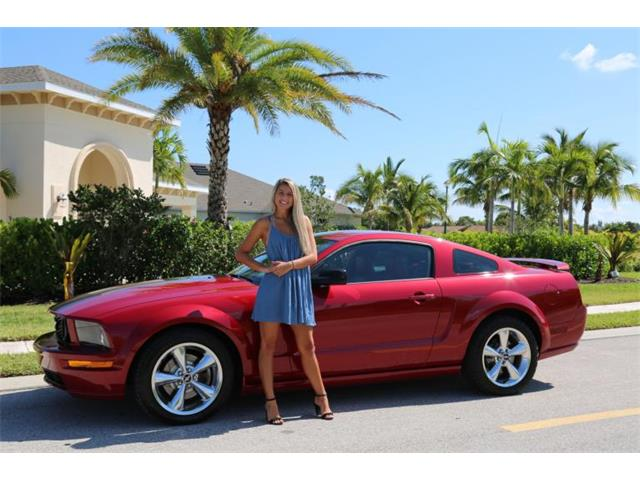 2008 Ford Mustang (CC-1258506) for sale in Fort Myers, Florida