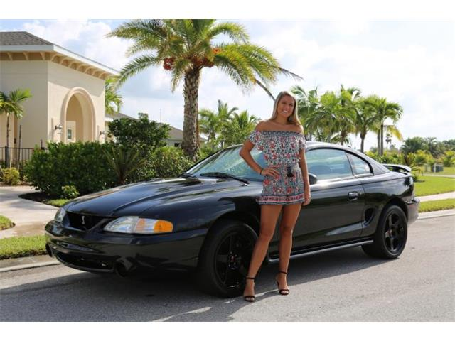 1996 Ford Mustang SVT Cobra (CC-1258516) for sale in Fort Myers, Florida