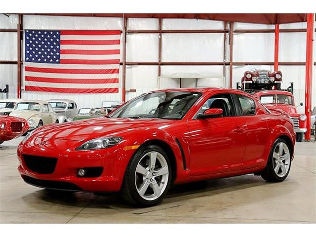 2004 Mazda RX-8 (CC-1250852) for sale in Kentwood, Michigan