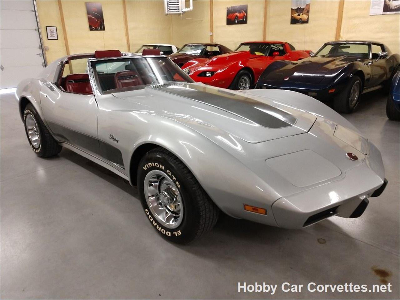 1975 Chevrolet Corvette (CC-1258527) for sale in martinsburg, Pennsylvania