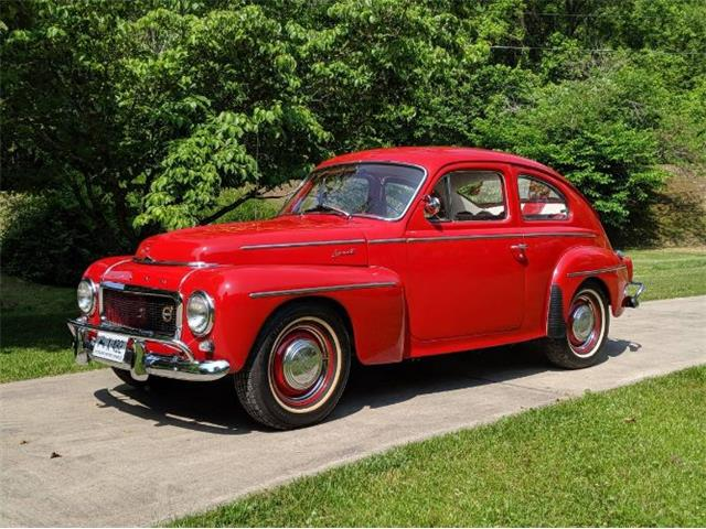 1964 Volvo PV544 (CC-1250854) for sale in Cadillac, Michigan