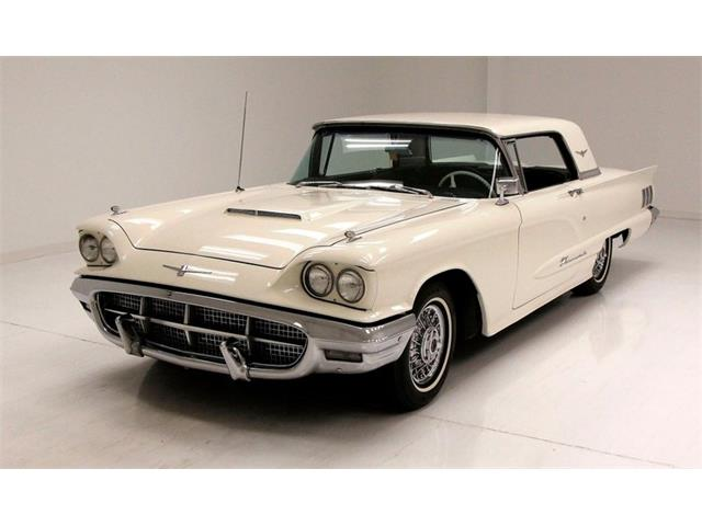 1960 Ford Thunderbird (CC-1258546) for sale in Morgantown, Pennsylvania