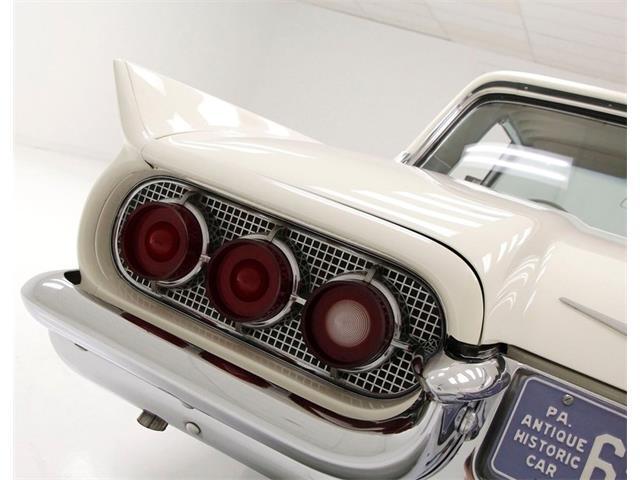 1960 Ford Thunderbird (CC-1258546) for sale in Morgantown, Pennsylvania