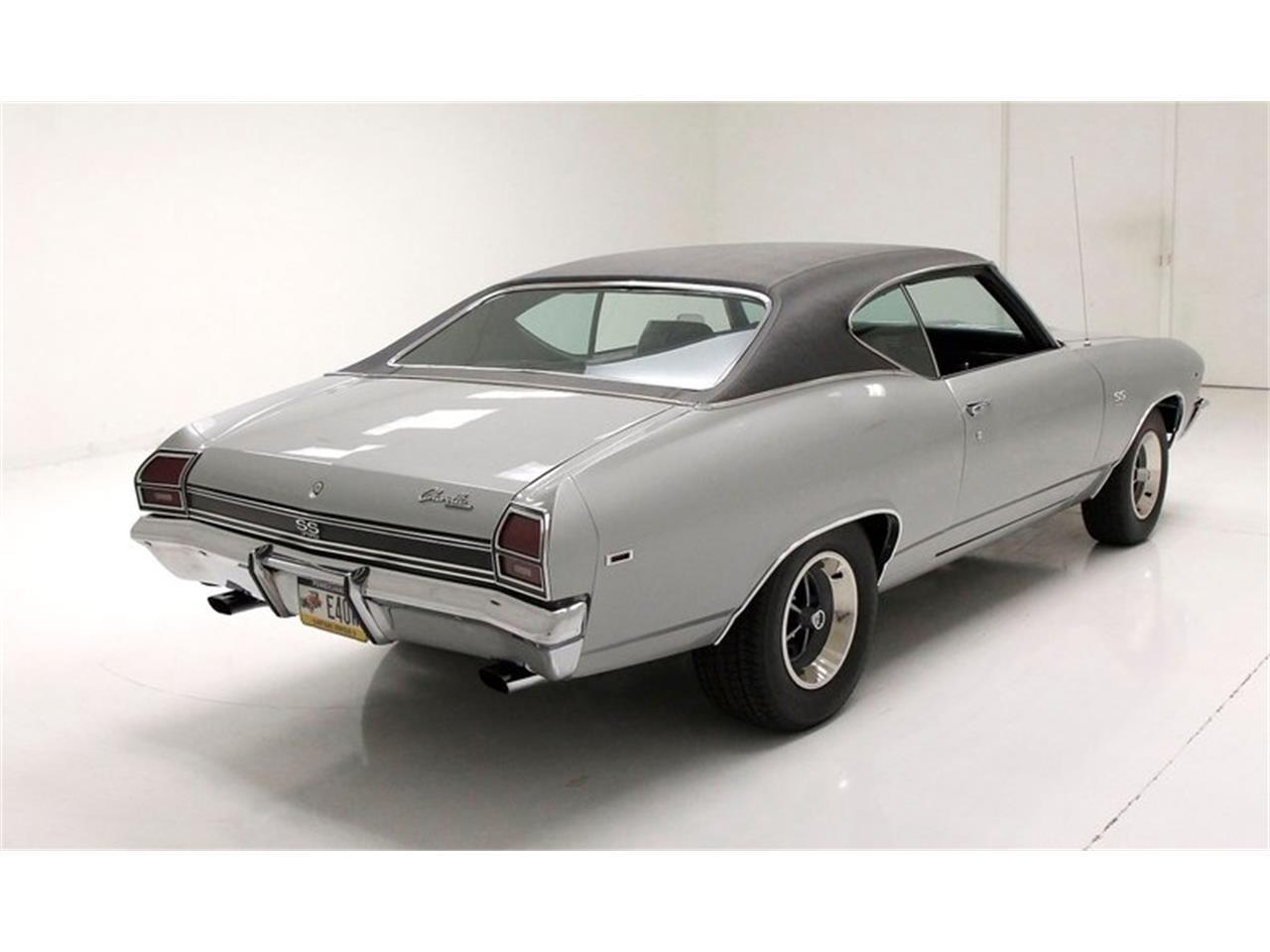 1969 Chevrolet Chevelle Jack Jaw
