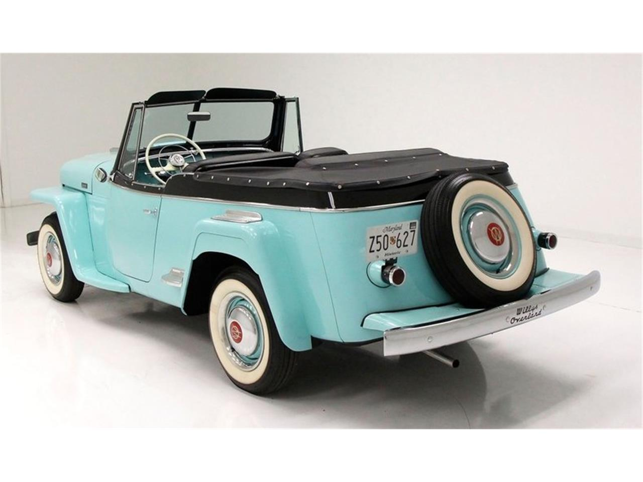 1949 Willys Jeepster (CC-1258552) for sale in Morgantown, Pennsylvania