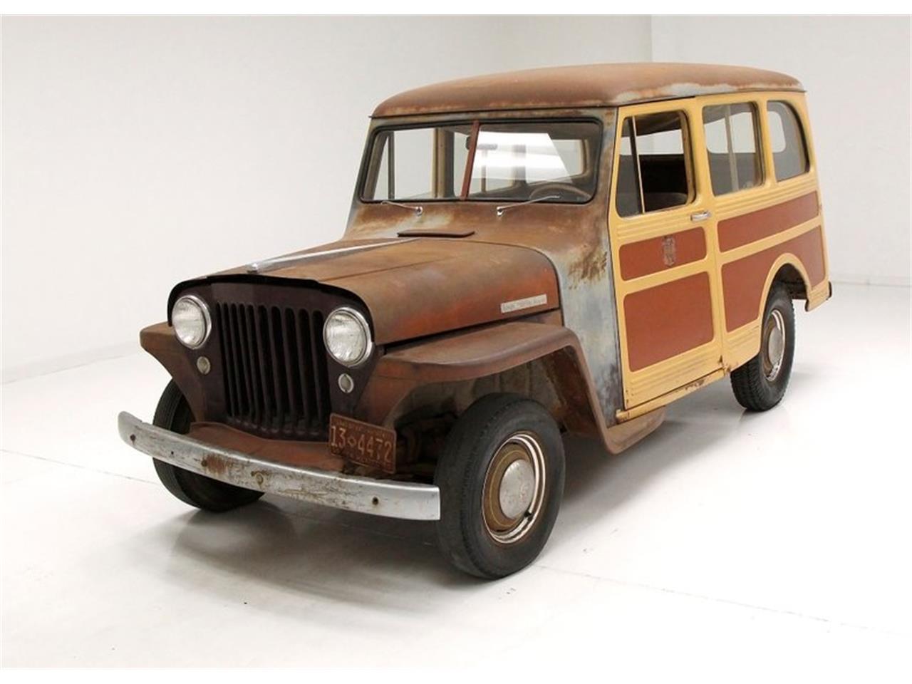 for sale 1947 jeep wagon in morgantown, pennsylvania cars - morgantown, pa at geebo