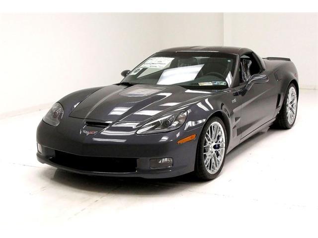 2009 Chevrolet Corvette (CC-1258565) for sale in Morgantown, Pennsylvania