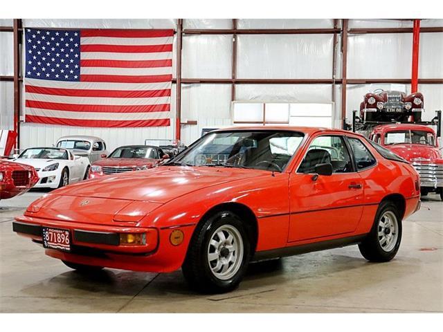 1978 Porsche 924 (CC-1258566) for sale in Kentwood, Michigan