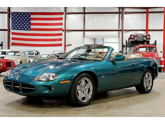 1997 Jaguar XK8 (CC-1258571) for sale in Kentwood, Michigan