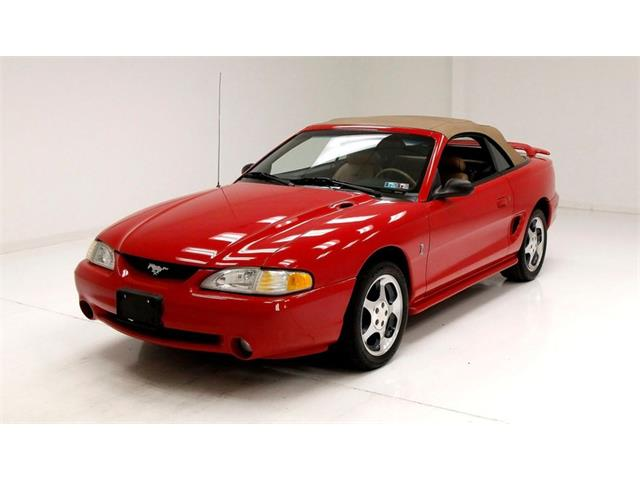 1994 Ford Mustang (CC-1258572) for sale in Morgantown, Pennsylvania