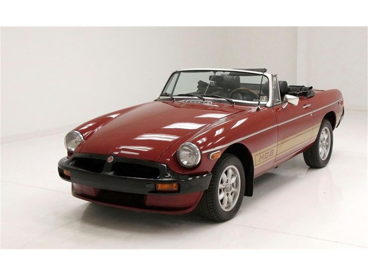 1976 MG MGB (CC-1258573) for sale in Morgantown, Pennsylvania