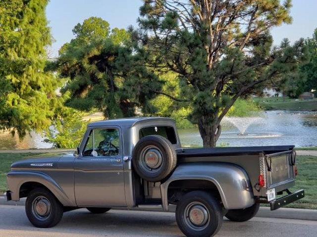 1961 Ford F100 (CC-1258586) for sale in Long Island, New York