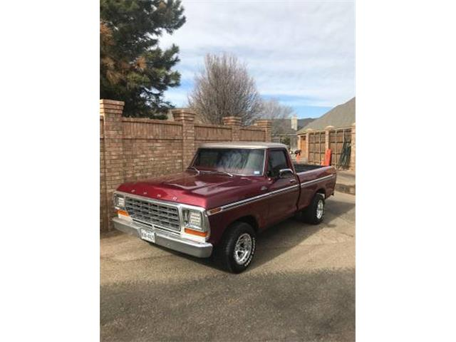 1979 Ford F150 (CC-1258589) for sale in Long Island, New York