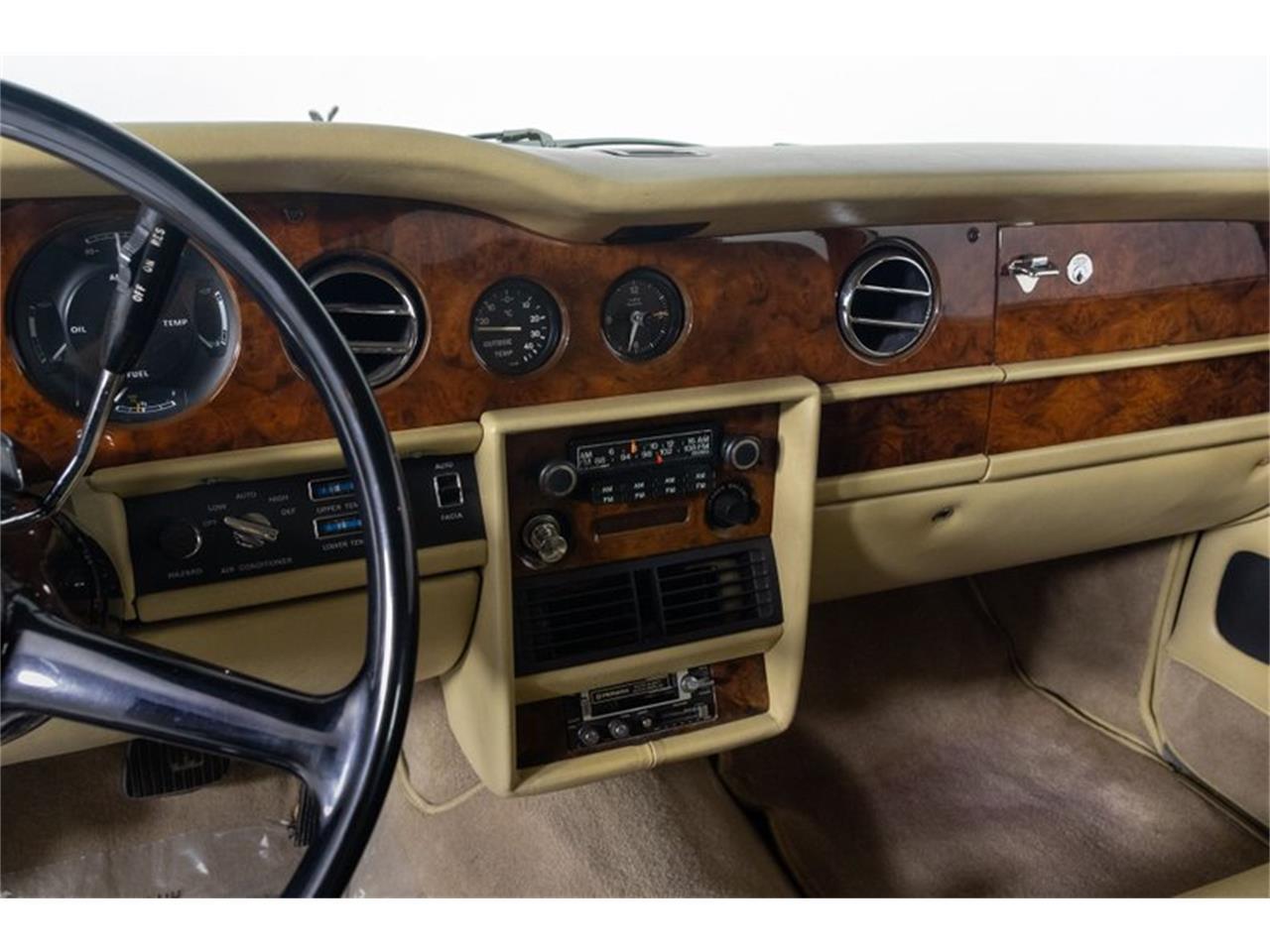 1981 Rolls-Royce Silver Shadow II (CC-1258612) for sale in St. Charles, Missouri