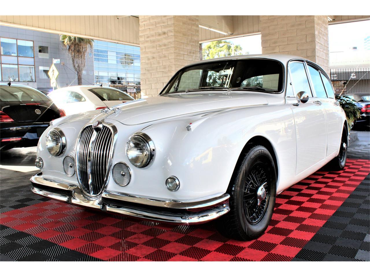 1962 Jaguar Mark II for Sale | ClassicCars.com | CC-1258617