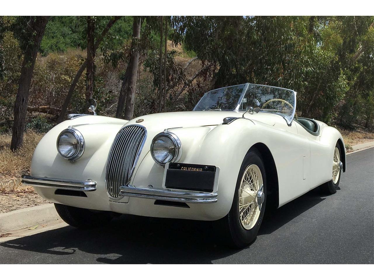 1952 Jaguar XK120 for Sale | ClassicCars.com | CC-1258657